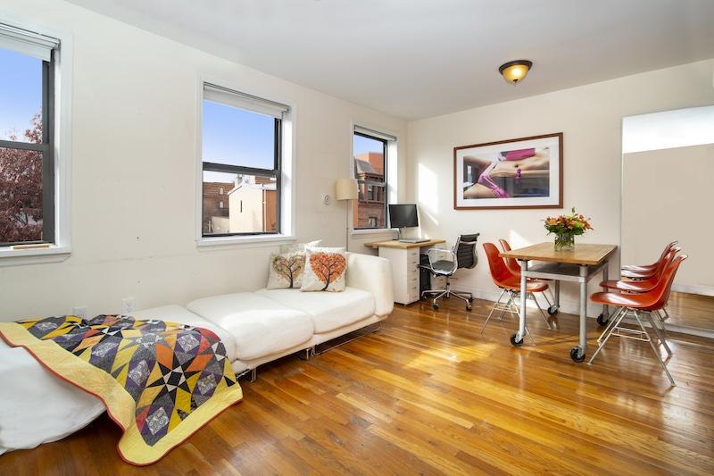 $2,100/month  1.0 BD | 1.0 BA | 600 SF  Bedford Stuyvesant    447 Classon Avenue