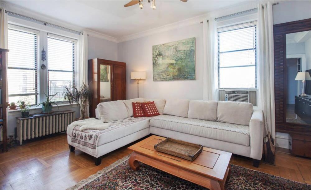 $555,750  2.0 BD   1.0 BA   1,023 SF  Crown Heights    345 Montgomery Street      Sold