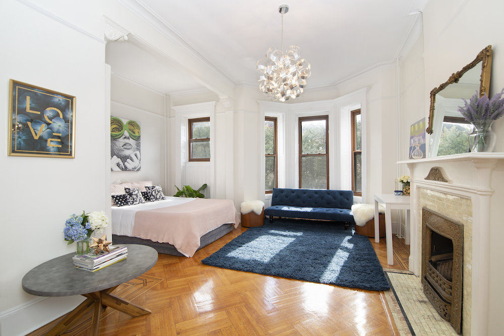 $2,650/month  1.0 BD   1.0 BA   700 SF  Crown Heights    881 Park Place