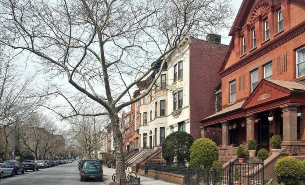 $955,000  6.0 BD   3.0 BA   4,000 SF  Crown Heights    845 Prospect Place      Sold
