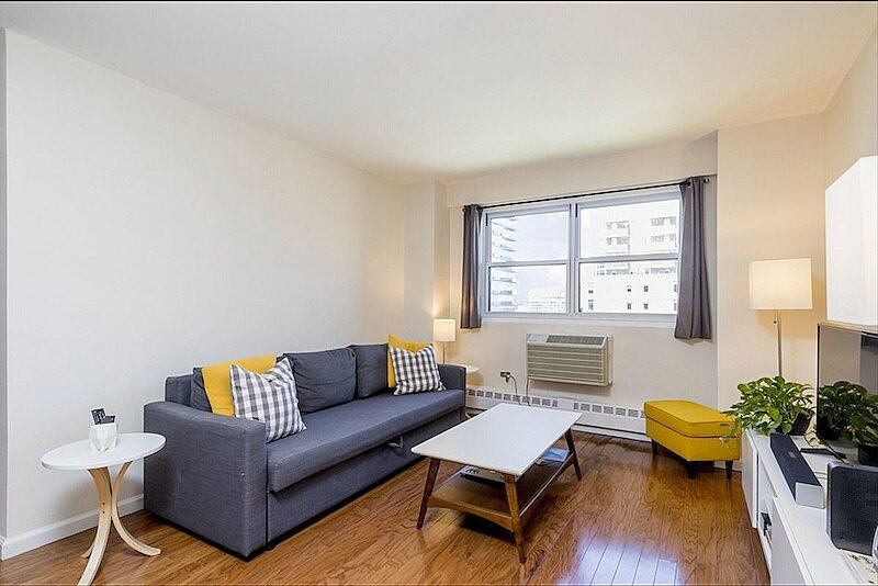 $580,000  1.0 BD   1.0 BA   730 SF  Downtown Brooklyn    175 Willoughby Street      Sold