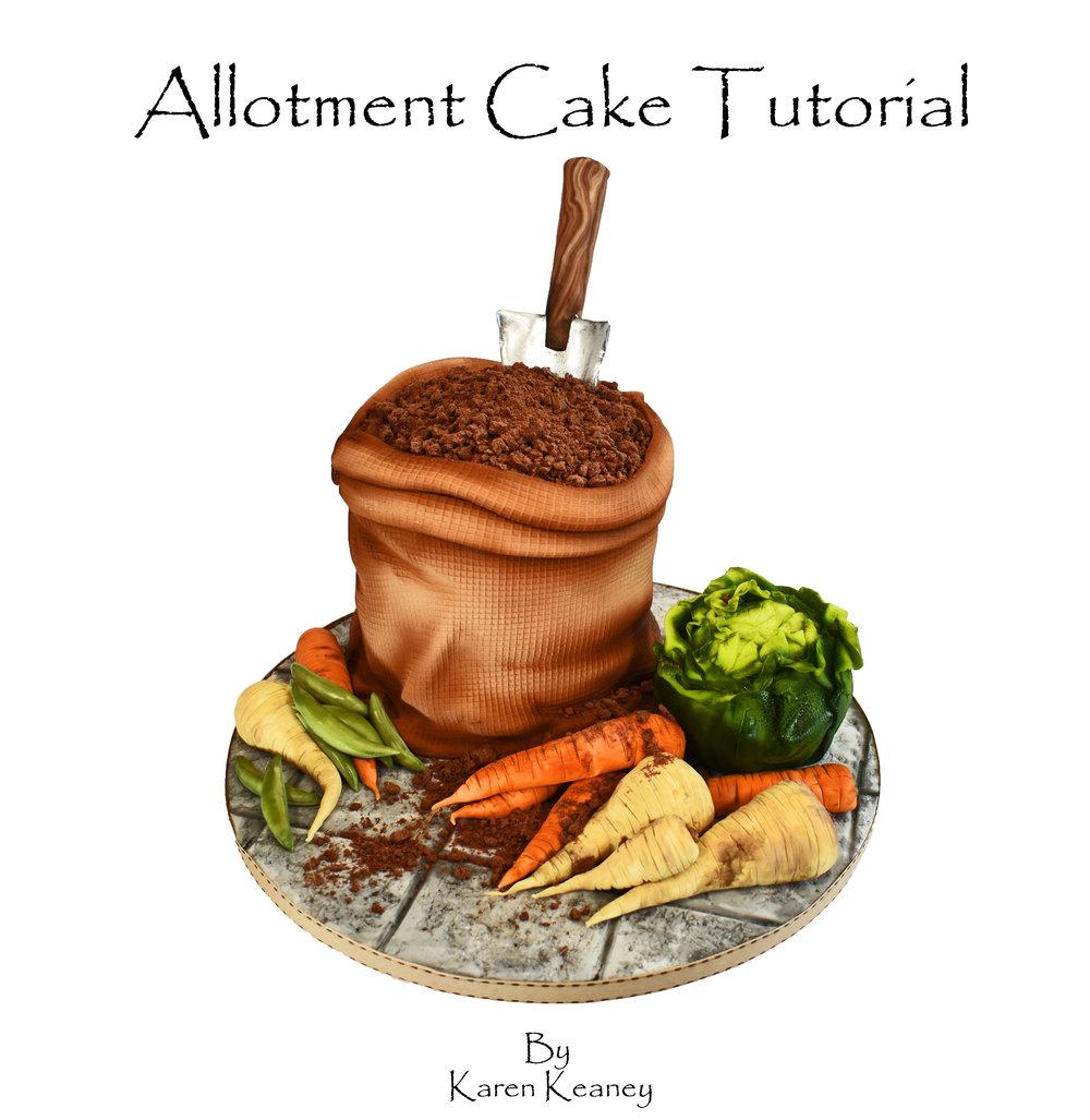 Allotment Cake Tutorial