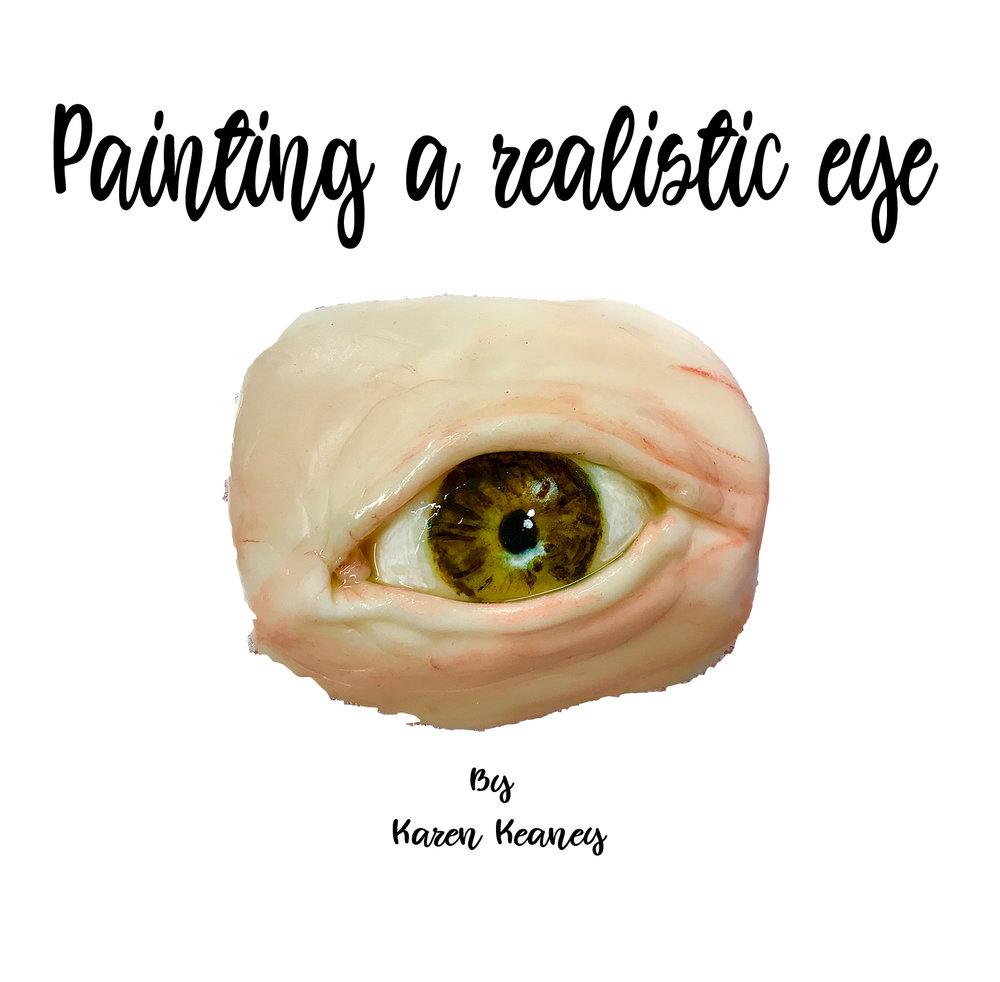 Realistic Eye Painting Tutorial
