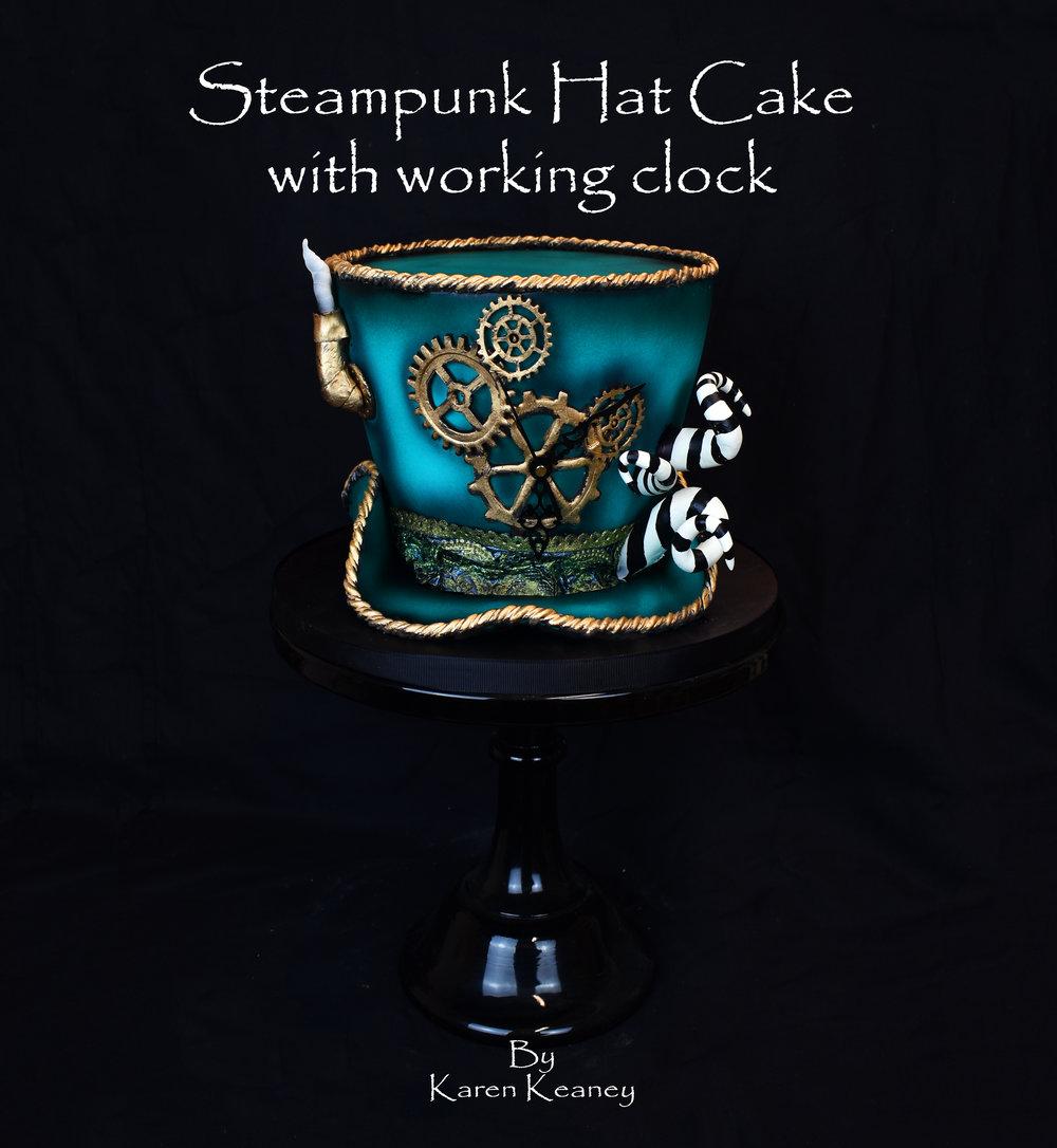 Steampunk Hat Tutorial