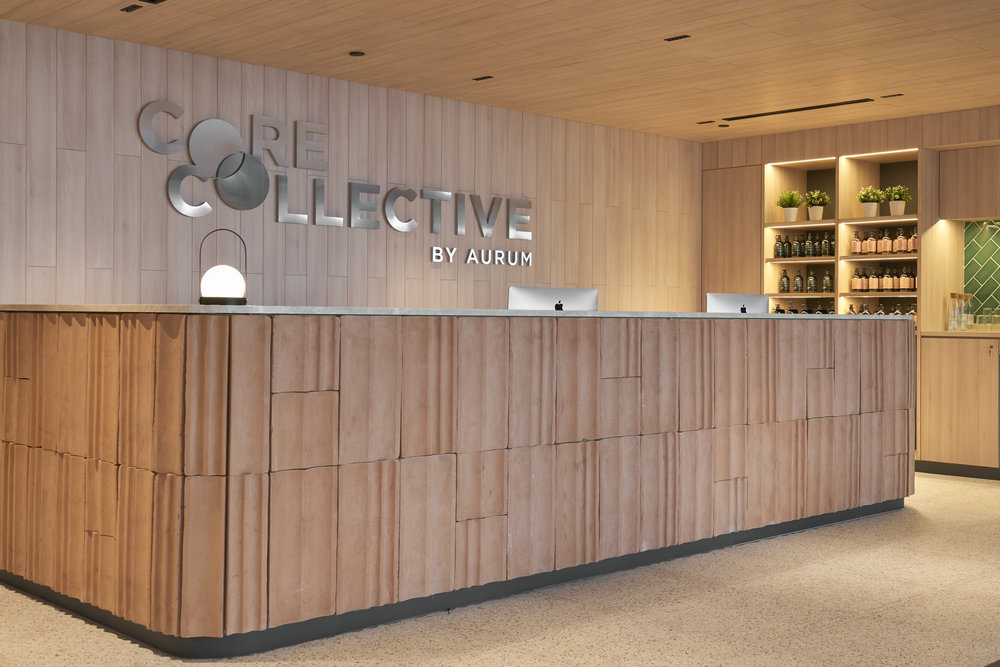 Core Collective Reception Counter