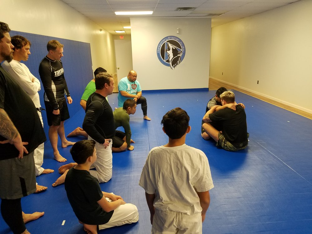 Seminar with teammate and ADCC Champion Gordon Ryan