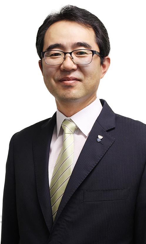 큰사랑교회 담임목사 김성환