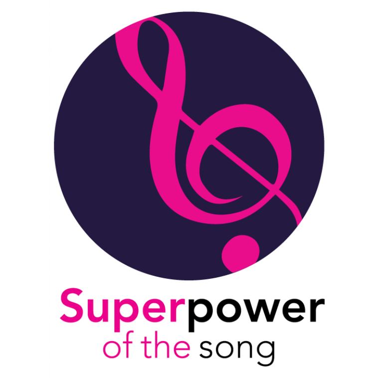 Superpower of the Song by Kadie Kelly