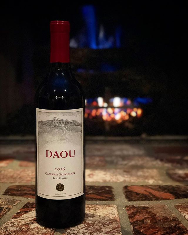 We're celebrating #12daysofwine with a series of wines worthy of any holiday!  Day 10 brings us to Paso Robles, California for @daouvineyards Cabernet Sauvignon.  With bursts of rich flavor and subtle hints of sweet fruit, it is perfection in a glass.  Even in this season of giving, you just might not want to share. #firesidewine