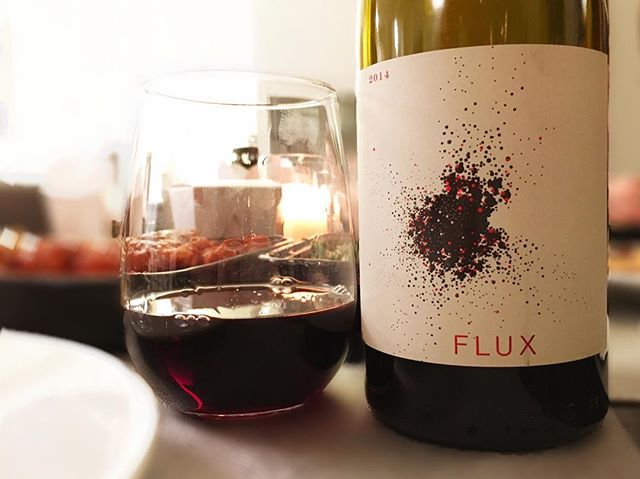‪We're celebrating #12daysofwine with a series of wines worthy of any holiday! Our 11th: @markheroldwines Flux is a spicy blend that includes our winter favorite, Mourvèdre. It warms both heart and palate. It's a #perfectpairing to our Chinese food Christmas Eve tradition. #cheers‬