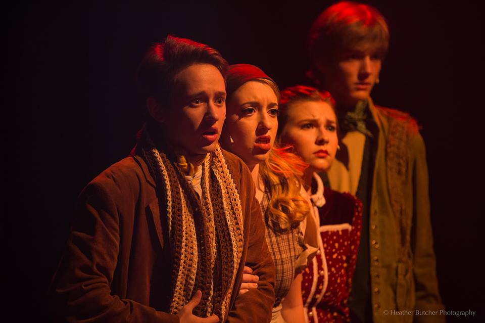 Into the Woods at Desert Stages Theater