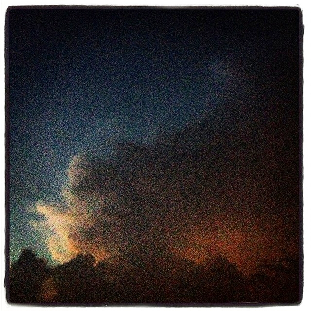 Night Storm, 04JULY2014 copyright! LGHurcomb