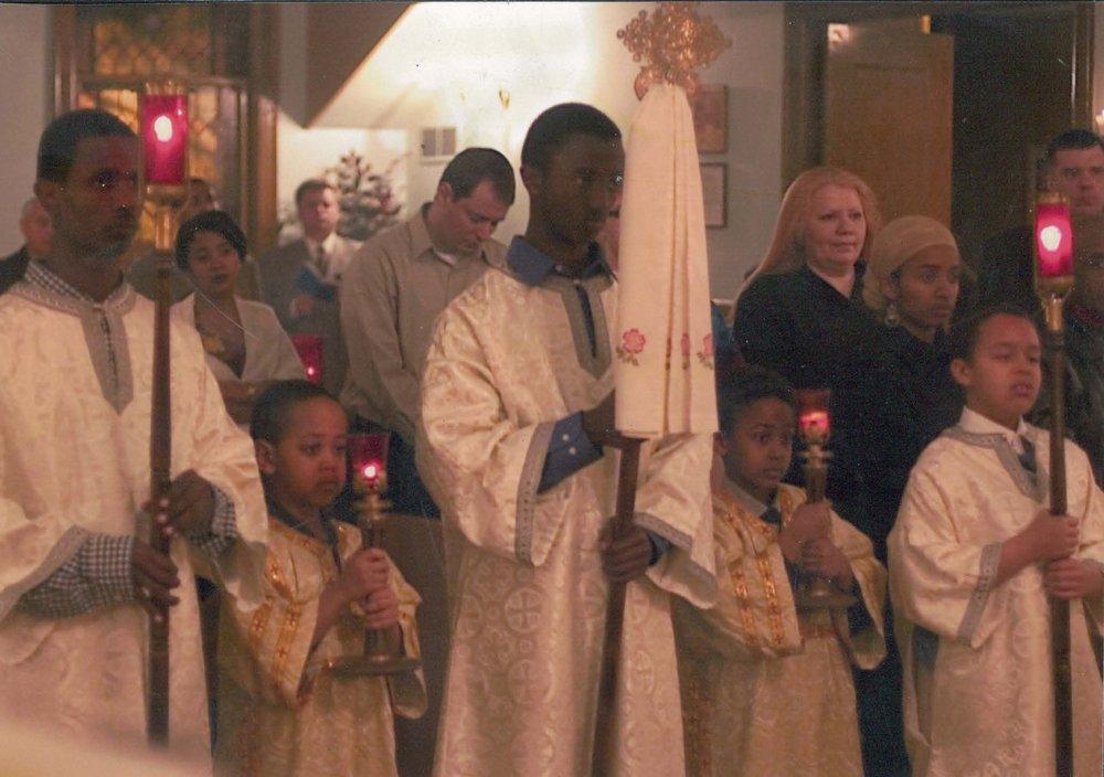 Pascha liturgy 2004
