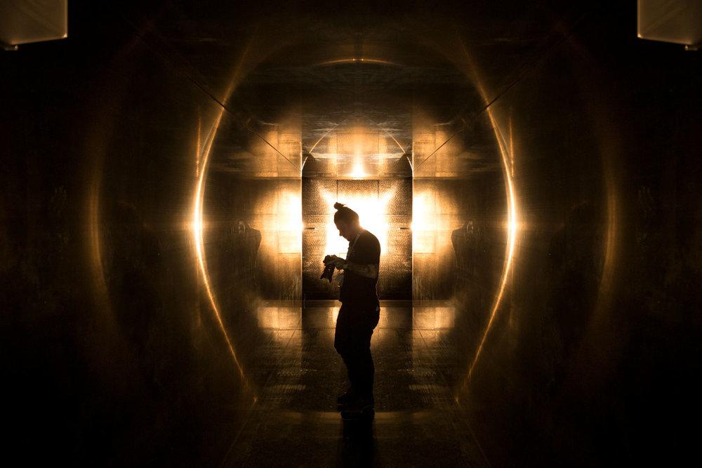 nasa wind tunnel