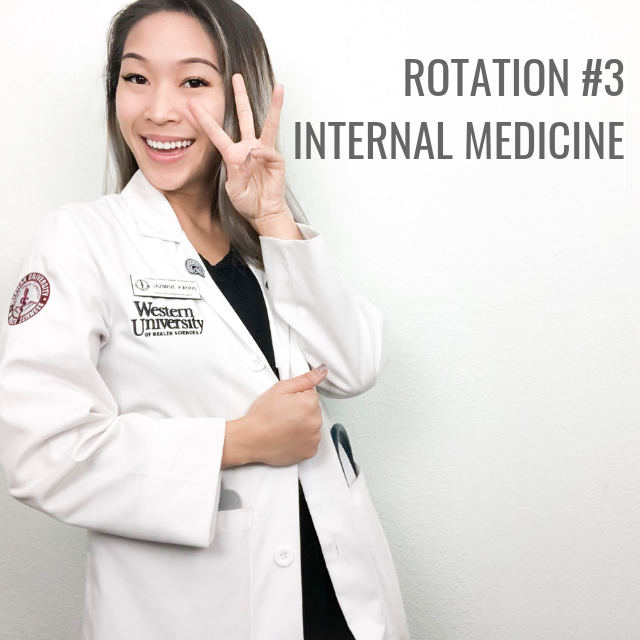 JazmineK_PA — Rotation #3 : Internal Medicine