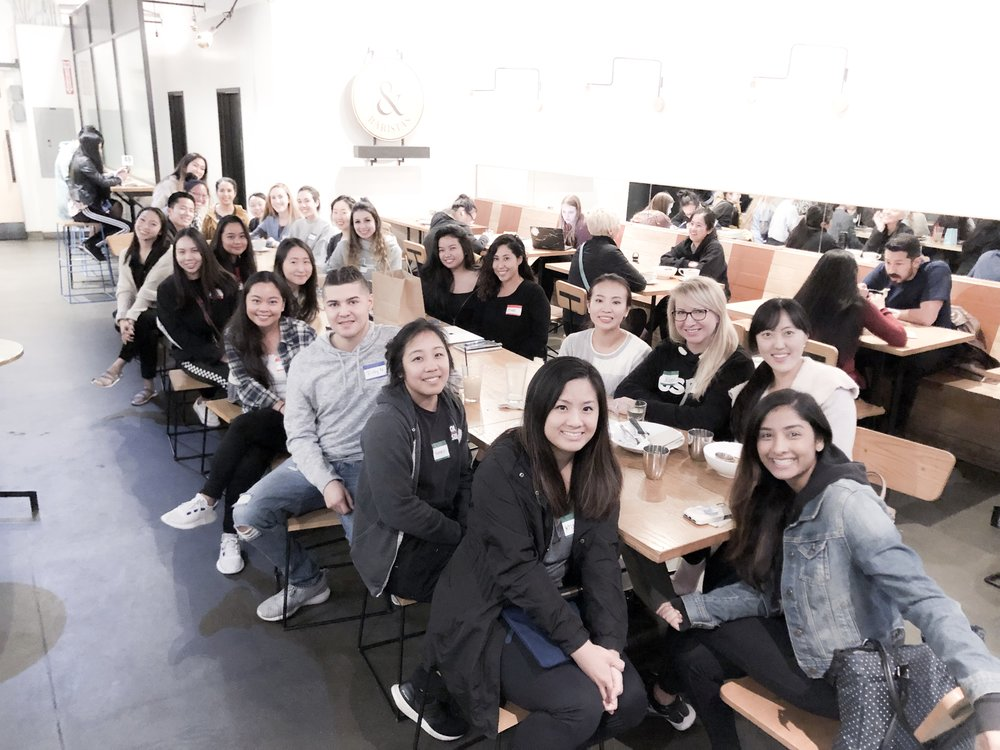 Last month's meet-up was the biggest ever! Thank you ALL for coming out and for networking. I placed everyone in a specific group: undergrad, applying in April, soon to interview/ interviewed and new PA-S! Thank you for sharing your experiences, tips, failures and successes. Best of luck to those interviewing this week at WesternU! See you later this month in San Gabriel Valley somewhere :)