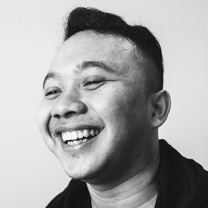 Raka Ibrahim - is a writer, translator, and lover of strange stories. He writes short stories and essays on music, politics, and gender, for publications such as Jakartabeat, Pamflet, Pindai, Jurnal Ruang and Jurnal Subjectivities. Bagaimana Tuhan Menciptakan Cahaya is his first book, which has won the National Book Committee's LitRi grant.
