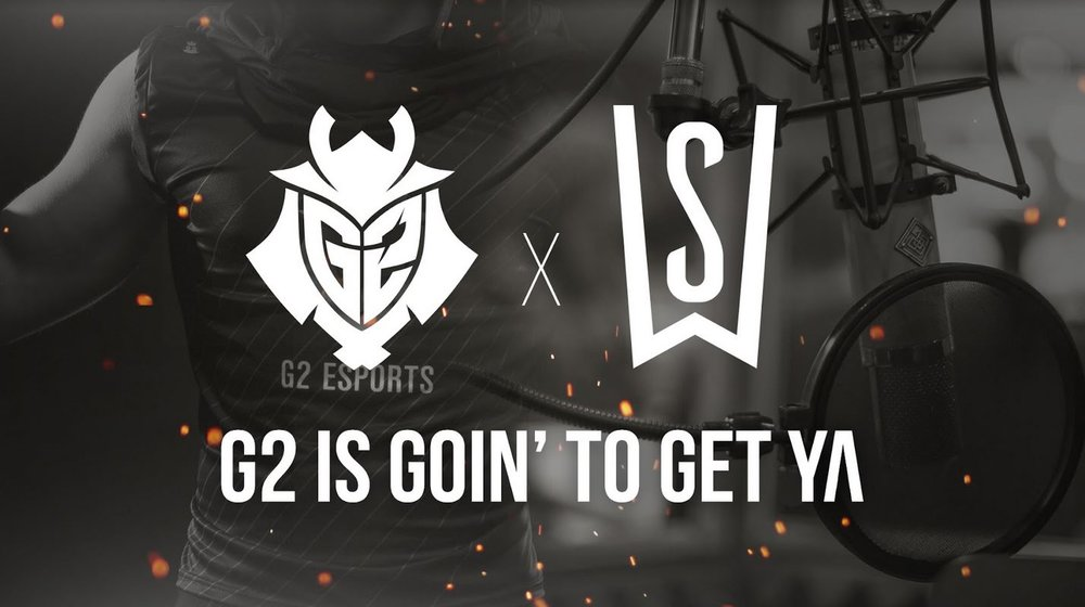 G2 is Goin' to get ya - White Sage and G2 Esports have worked together on a track to drive the G2 League of Legends Team to the win at the World Championship 2017.