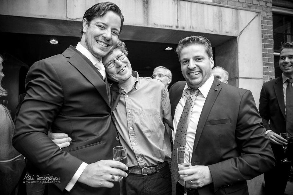 Dax and Sophie's Wedding
