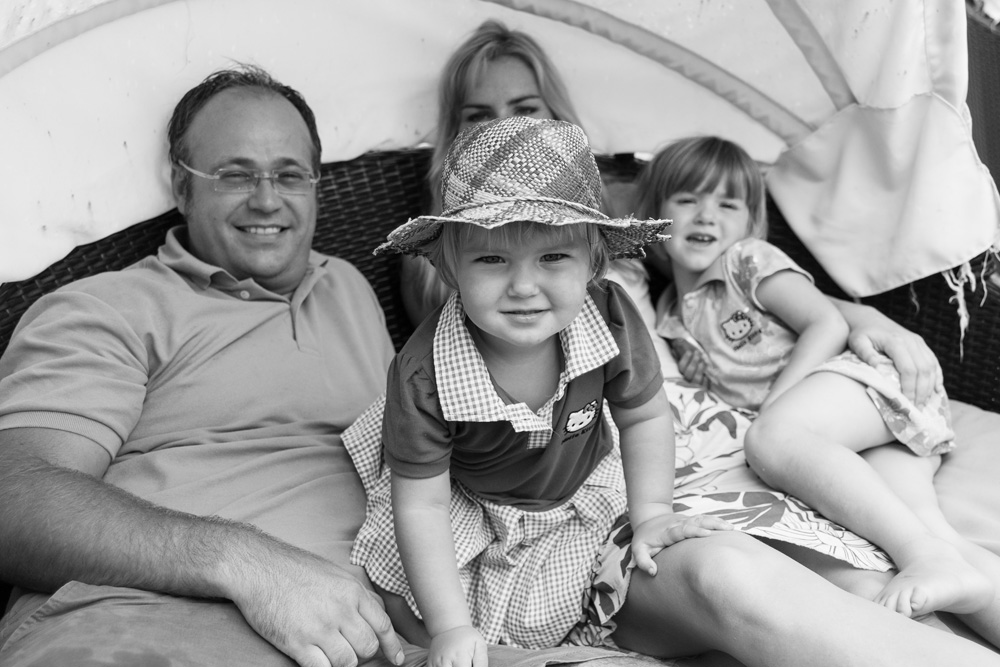 Family Photo Session at Dhevan Dara Resort & Spa Hua Hin