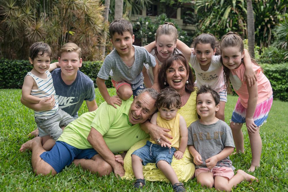Family Photo Session at Hyatt Regency Hua Hin