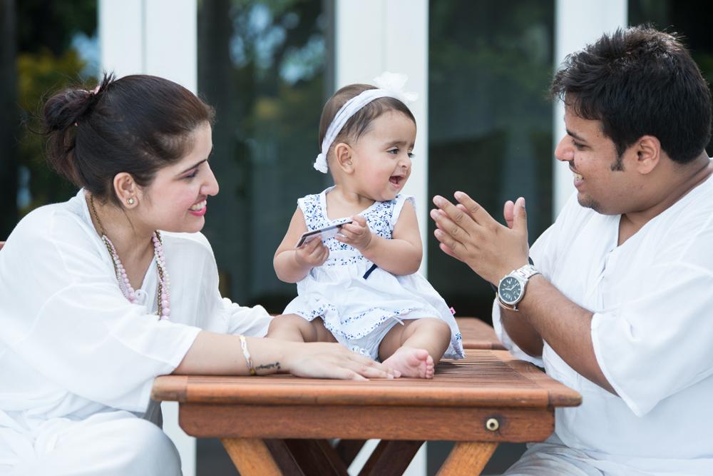 Family Photo Session at Aleenta Hua Hin Resort and Spa