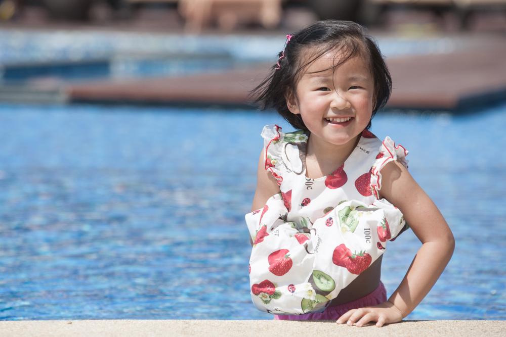 Family Photo Session at InterContinental Hua Hin Resort