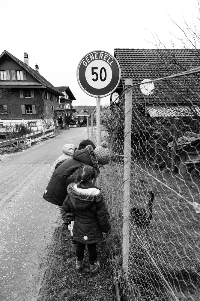 Family Photo Session in Zug, Switzerland