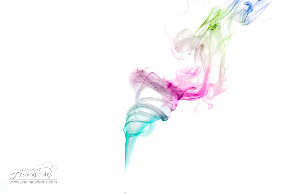 Smoke 4 - Phamai Photography