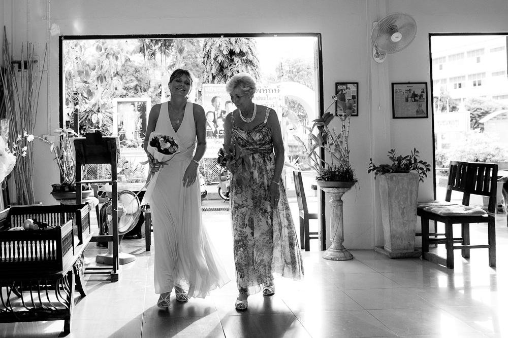 Jule and Gordon - Hua Hin - Wedding - Phamai Photography