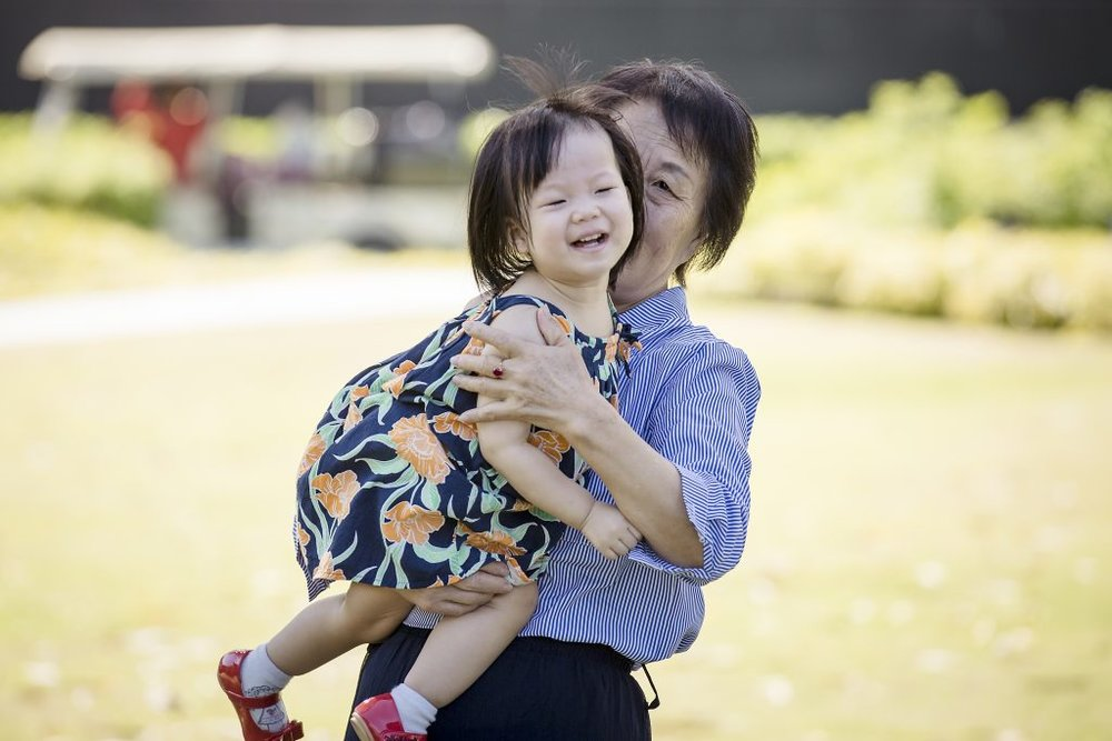 Dawei and Family 11