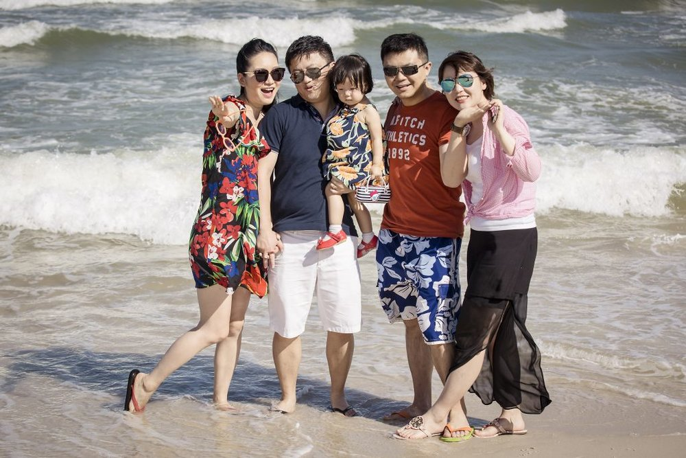 Dawei and Family 13