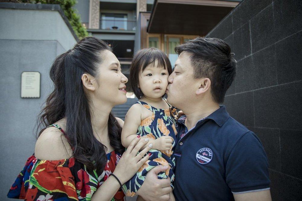 Dawei and Family 1