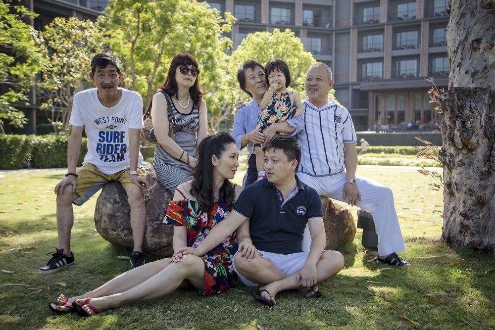 Dawei and Family 5