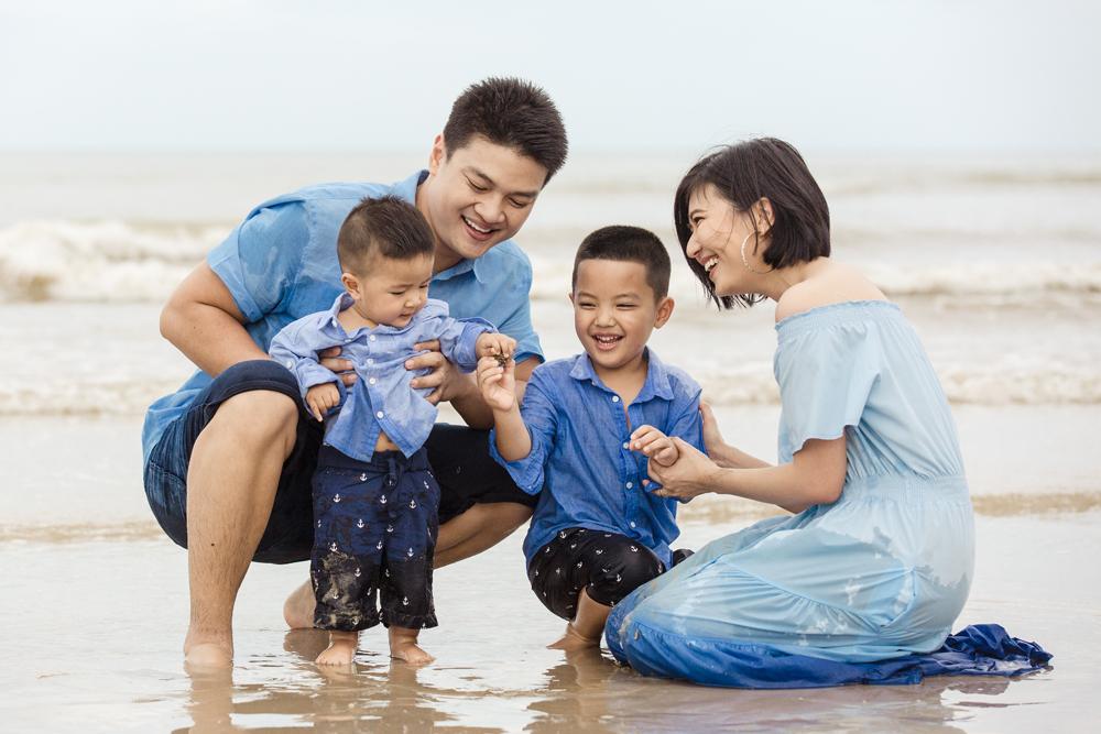 Family Photo Session at The Palayana Hua Hin