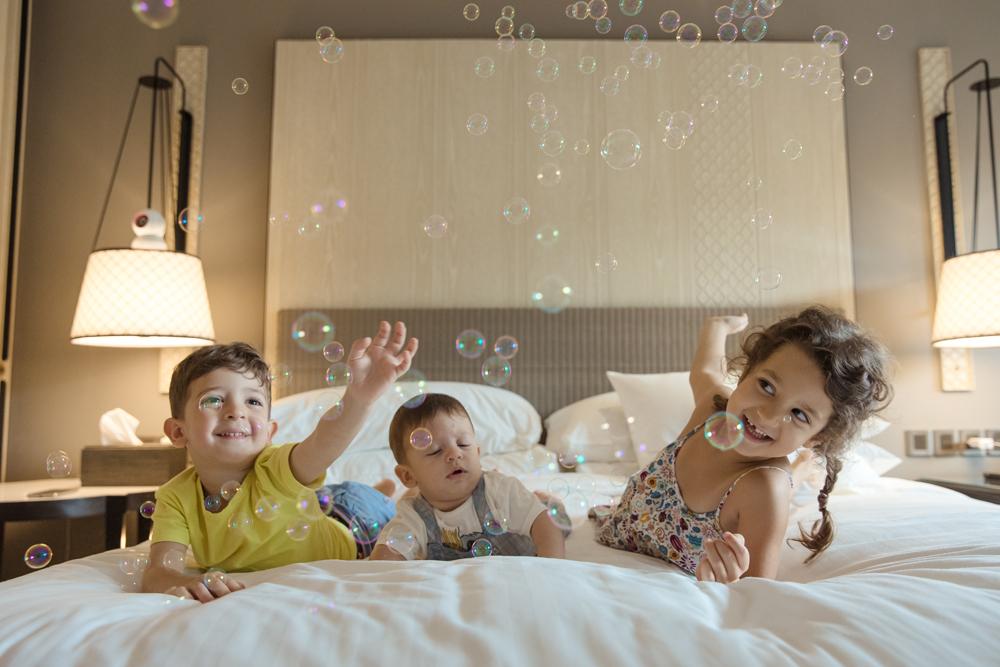Family Photo Session at Hua Hin Marriott Resort & Spa