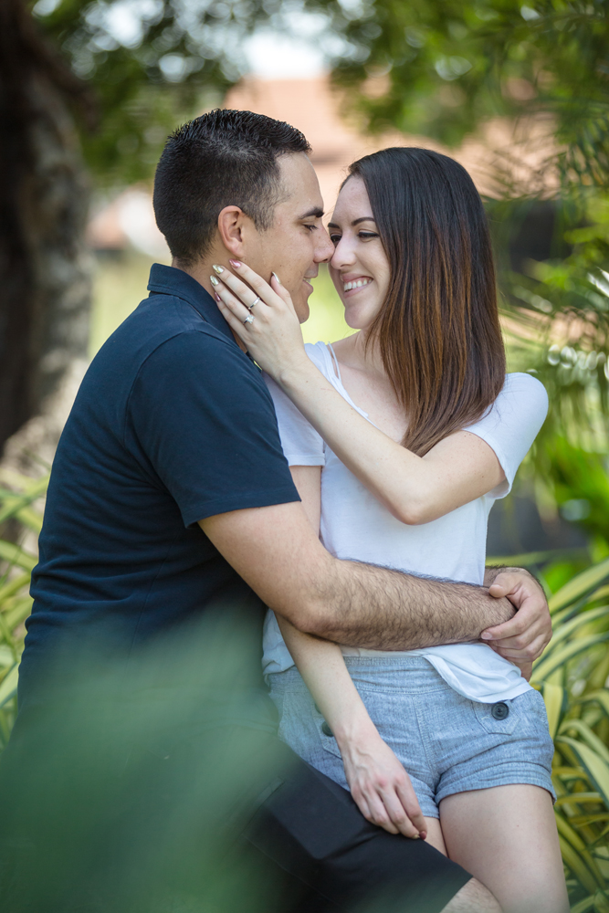 Surprise Proposal & Couple Portrait
