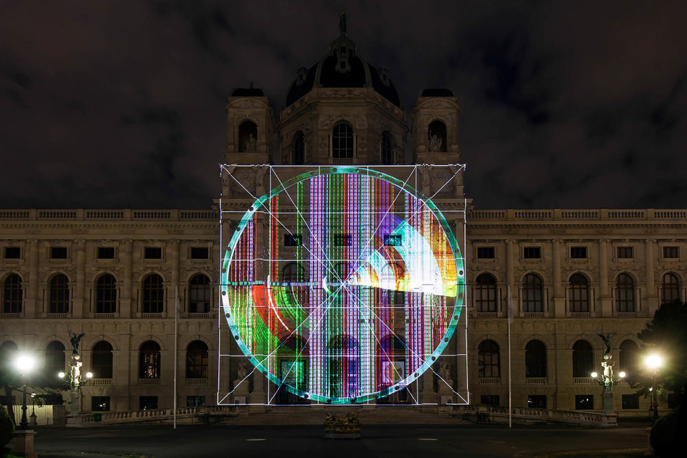 INFINITE SCREEN | THE BABEL TOWER | WIEN 2016