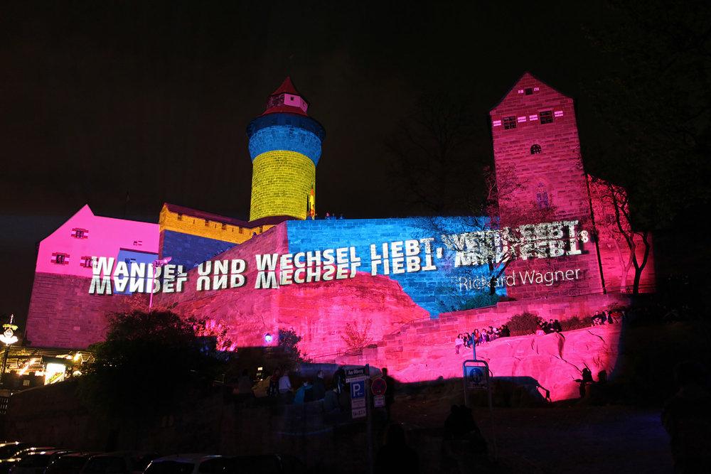 BLAUE NACHT 2013 | NÜRNBERG