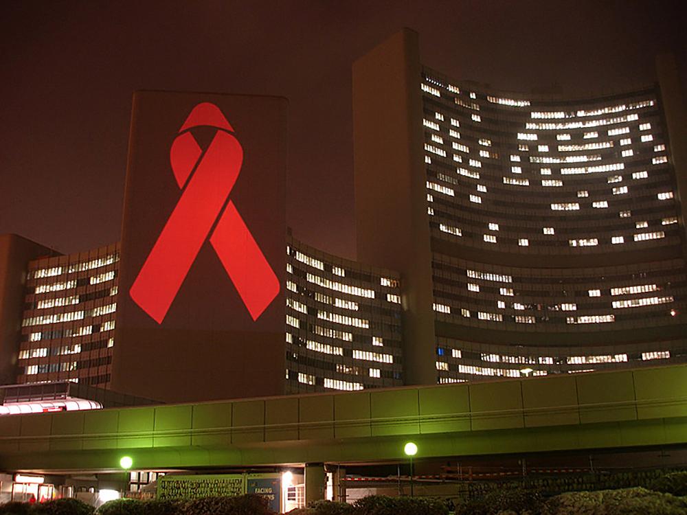 UNO CITY WIEN | WELT-AIDS-TAG