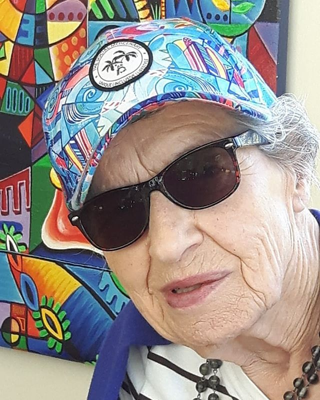OAPs be reppin 😎💯👑 - #Wavygarms #grandma #grandmaster #festivalfashion