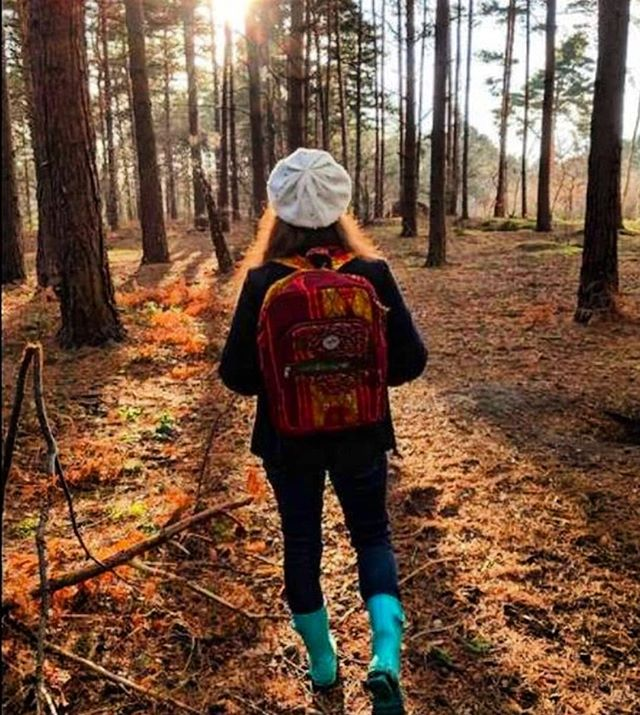 Explore your wild side with a TSM backpack, new designs dropping this week! #ethicalfashion #ethicalclothing #ethical #handmade #nature #naturelovers #exploring #mymarketplace