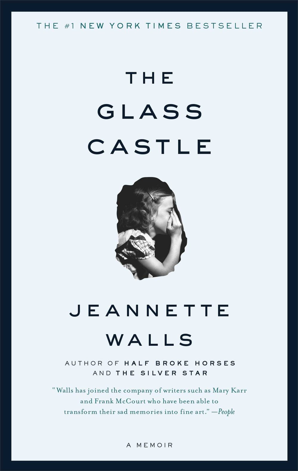 The Glass Castle - Jeannette Walls - This is a great autobiography that is authentic and honest. It shares the author's journey of resiliency and success.  It is both heartbreaking and inspiring.