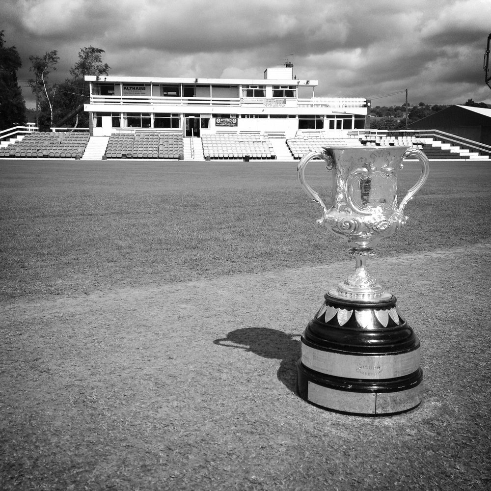 one of our 10 worsley cup wins. we love the worsley cup.