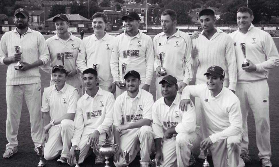 2015 second xi league champions burnley cricket club