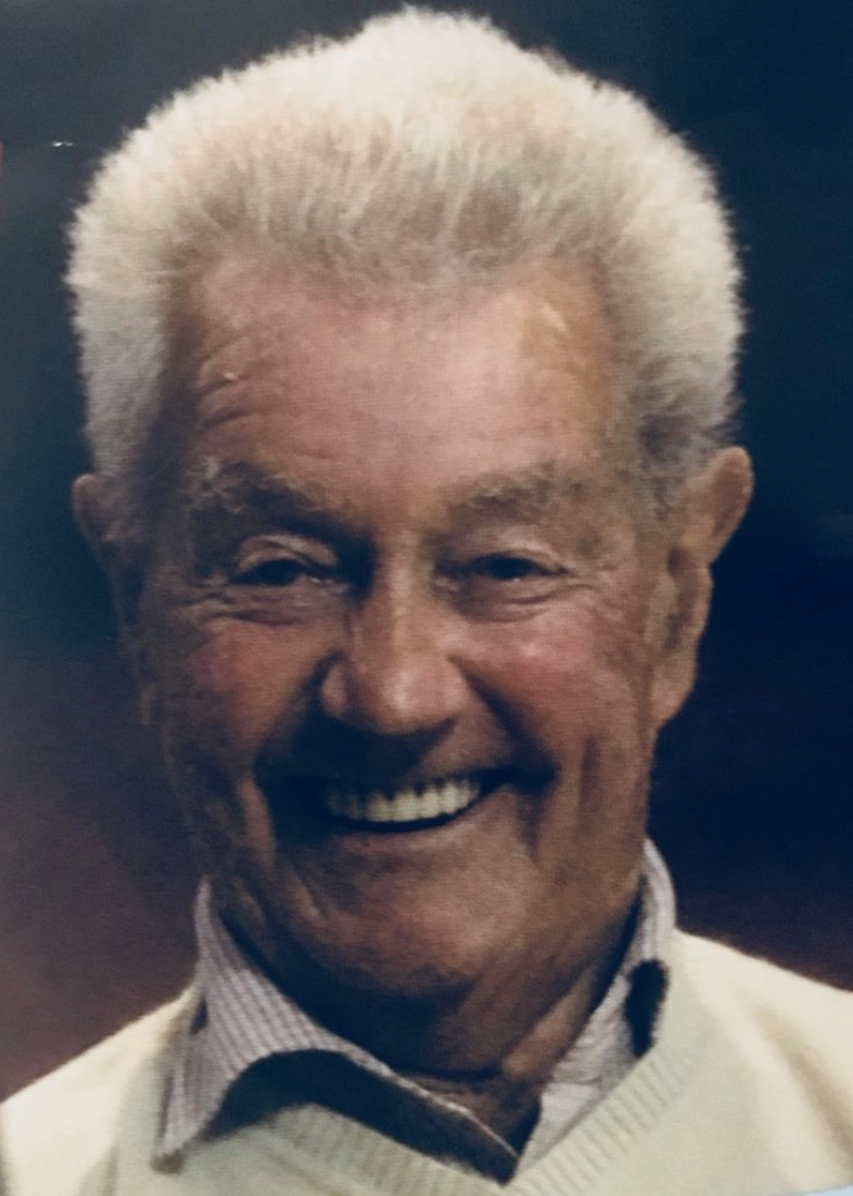 Len Schofield Burnley Cricket Club Legend