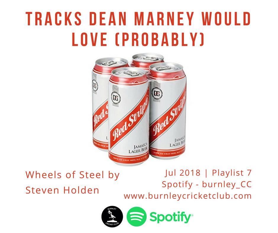 Wheels of Steel Poster Track Dean Marney Would Love.jpg