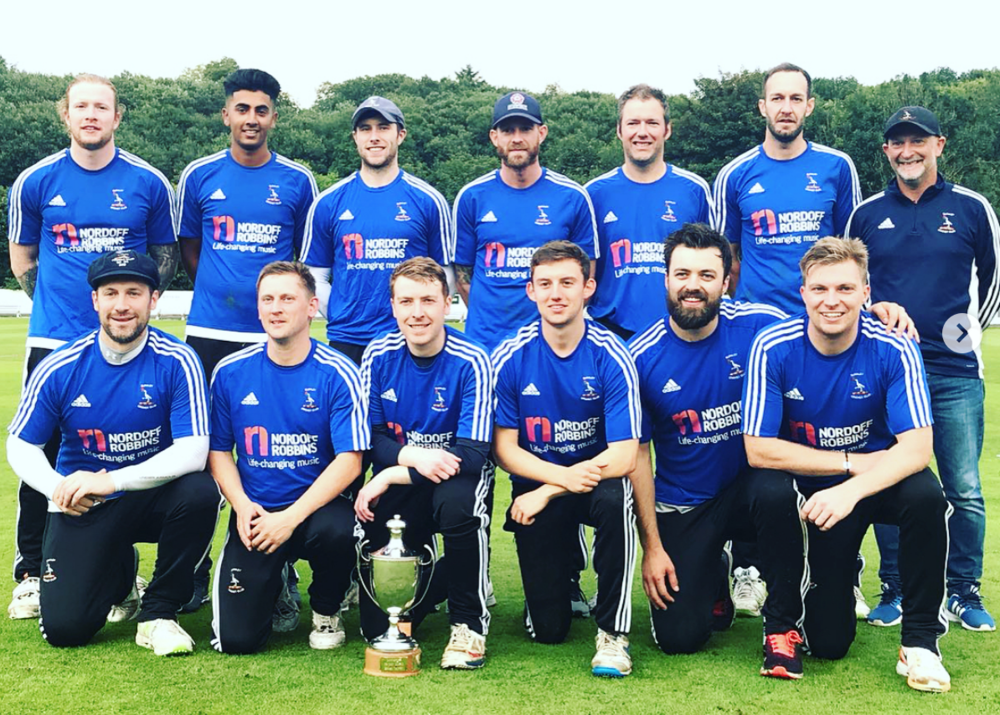 burnley cricket club 2018 t20 champions