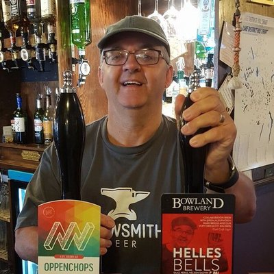 Mark briggs selects burnley cricket club real ale festival beers