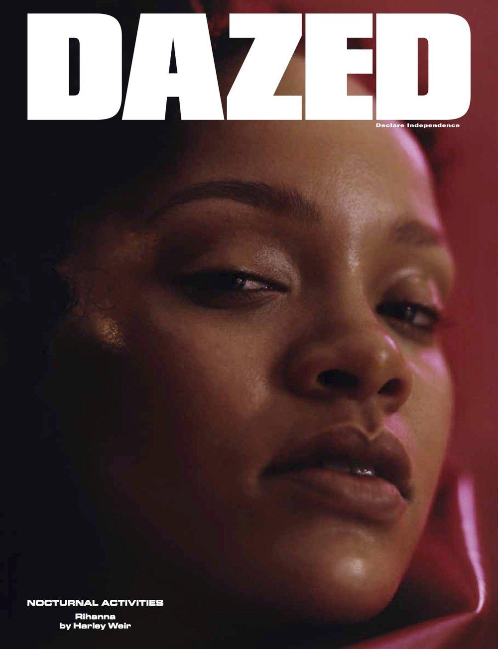 Dazed / November 2017